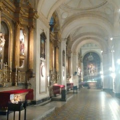 Photo taken at Catedral Metropolitana by Fabiano T. on 7/31/2015