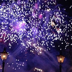 Photo taken at IllumiNations: Reflections of Earth by Tosha K. on 1/25/2013
