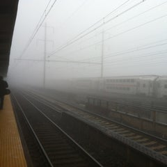 Photo taken at NJT - Linden Station (NEC/NJCL) by Nick W. on 11/12/2012