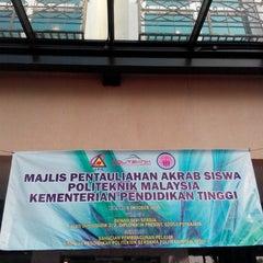 Photo taken at Dewan Seri Seroja, Presint 15 by hanis l. on 10/7/2015