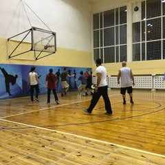 "Photo taken at Спортен комплекс ""Раковски"" by GeorgeS on 12/5/2015"