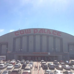 Photo taken at Cow Palace by Tim O. on 8/31/2013