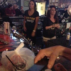 Photo taken at Angry Ham's Octane Bar & Grill by Ramuel R. on 6/13/2013