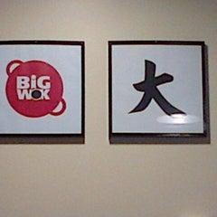 Photo taken at Big Wok by Mark V. on 10/11/2012