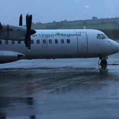 Photo taken at Kerry Airport (KIR) by Denis F. on 8/5/2015