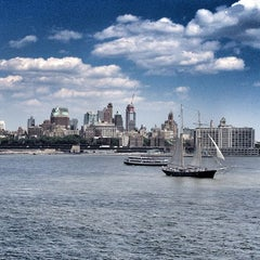 Photo taken at Staten Island Ferry Boat - John A. Noble by Cari on 6/15/2013