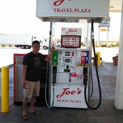 Photo taken at Joe's Travel Plaza by John O. on 4/13/2014