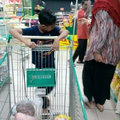 Photo taken at Econsave by afifah a. on 7/21/2015