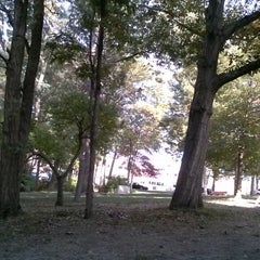 Photo taken at Moore State Park by Elizabeth S. on 10/7/2014