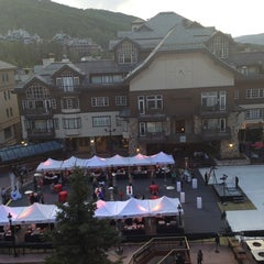 Photo taken at Park Hyatt Beaver Creek Resort and Spa by Karla R. on 8/18/2013
