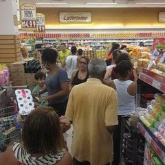 Photo taken at Supermarket by Luiz M. on 11/28/2012