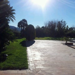 Photo taken at Mas De Canicatti by Pilar C. on 12/29/2012