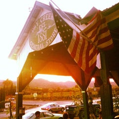 Photo taken at Dry Creek General Store by George S. on 9/23/2012