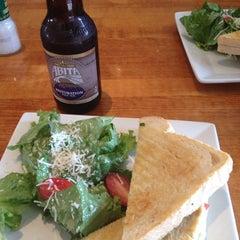 Photo taken at Il Posto Italian Cafe by Rachel B. on 9/17/2013