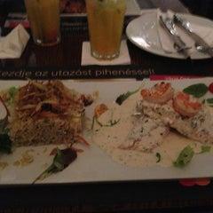 Photo taken at Leroy Cafe by Liliána B. on 12/28/2012