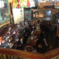 Photo taken at Vesuvio Cafe by Bill S. on 10/28/2012
