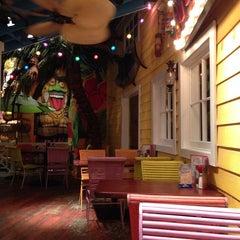 Photo taken at Kokomo's Island Cafe by Sarah A. on 6/18/2013