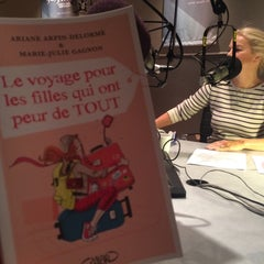Photo taken at Cogeco Diffusion by Marie-Julie G. on 6/12/2015