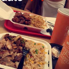 Photo taken at Food Court Westminster Mall by Trisha A. on 9/23/2015