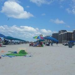 Photo taken at Panama City Beach, FL by Ekin O. on 8/2/2015