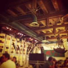 Photo taken at Pizzeria Birmana 2 - La Fonderia by Massimo F. on 11/6/2012