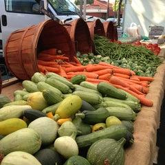 Photo taken at Irvine Farmers Market by Lucyn W. on 6/29/2013