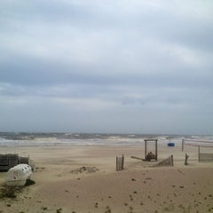 Photo taken at Atlantic ocean Tybee Island by Mariangela L. on 4/21/2013