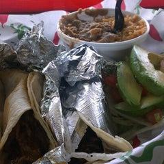 Photo taken at Taco Joint by Colin B. on 2/12/2013