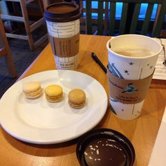 Photo taken at Caribou Coffee by Paula R. on 3/5/2014