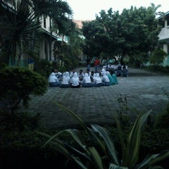 Photo taken at SMA Negeri 1 Surakarta by amelia imas v. on 2/13/2013