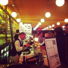 Photo taken at Bistro Rigoletto by Annie T. on 10/19/2012