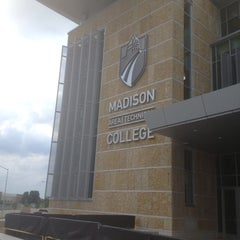 Photo taken at Madison Area Technical College by Mike T. on 7/22/2013