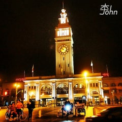 Photo taken at Ferry Building by John L. on 7/20/2013