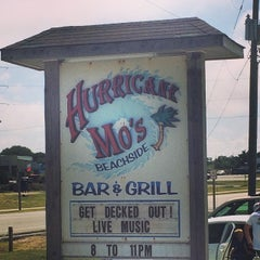 Photo taken at Hurricane Mo's by Amy 🍀 on 8/27/2014