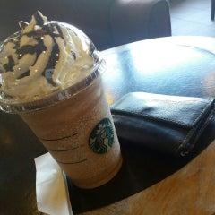 Photo taken at Starbucks (สตาร์บัคส์) by May P. on 11/27/2015