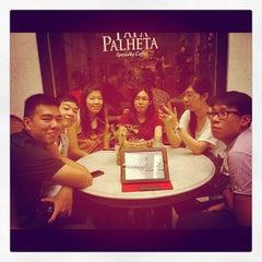 Photo taken at Papa Palheta by Roy C. on 10/21/2012