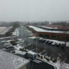 Photo taken at Hampton Inn & Suites Washington-Dulles International Airport by Ronald D. on 1/25/2013