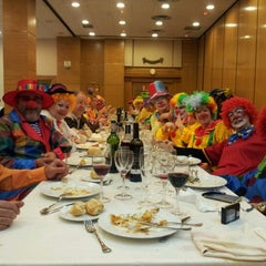 Photo taken at Hotel Corona De Castilla by Rafael I. on 2/9/2013