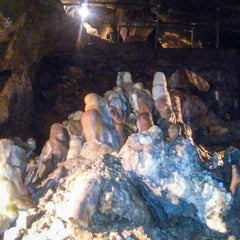 Photo taken at Crystal Cave by Beth F. on 6/27/2015