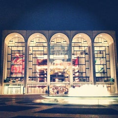 Photo taken at Lincoln Center for the Performing Arts by Quyen L. on 10/25/2012