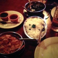 Photo taken at Karahi Indian Cuisine by Erika O. on 9/27/2015