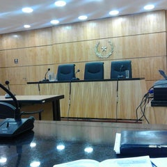 Photo taken at Poder Judicial by Javier O. on 11/17/2015