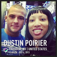 Photo taken at UFC Fan Expo by Mickael P. on 7/6/2013