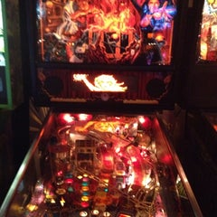 Photo taken at CP Pinball by Eric M. on 12/28/2013