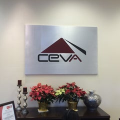 Photo taken at Ceva Logistics by Stephen G. on 3/4/2015