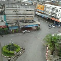 Photo taken at Thai Hotel Krabi by Sucker Bomb on 11/4/2012