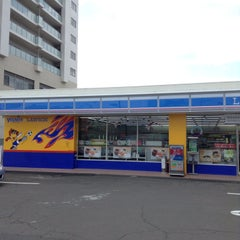 Photo taken at ローソン 仙台泉中央一丁目店 by むらかみ on 5/6/2014