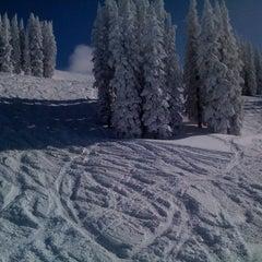 Photo taken at Vail Mountain by ThePurplePassport.com on 7/11/2013
