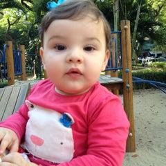 Photo taken at Playground by Cris I. on 5/13/2013