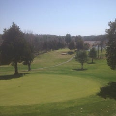 Photo taken at Ould Newbury Golf Course by Sean S. on 4/18/2015